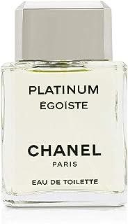 Chanel Perfume  - Egoiste Platinum by Chanel - perfume for men - Eau de Toilette, 50 ml