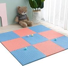 MAHFEI Foam Interlocking Vloermatten Schuim Oefening Mat Kinderen Crawling Mat Gym Zachte en Comfortabele Hoge Rebound Ver...