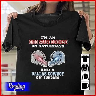 buckeye on saturday cowboys on sunday
