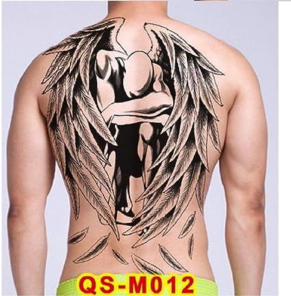 Hals tattoo mann