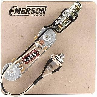 Emerson Custom Telecaster 5-Way