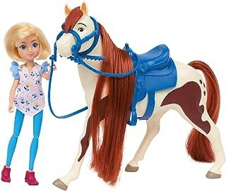 "Spirit Just Play 7"" Spirit Abigail and Boomerang Doll, Multi-Colour, 39239"