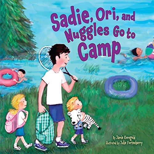 Sadie, Ori, and Nuggles Go to Camp copertina