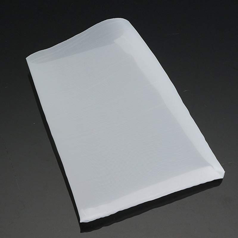 Hvlystory 10Pcs 2 5x3 25 Inch 45 Micron Rosin Nylon Screen Bags Heat Press Rosin Filter Bags