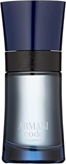 Giorgio Armani Code Colonia Eau De Toilette Spray, 1.7 Ounce, Multi