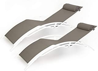 Best resort style lounge chairs Reviews