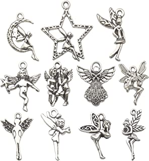 Best tinkerbell charm necklace Reviews