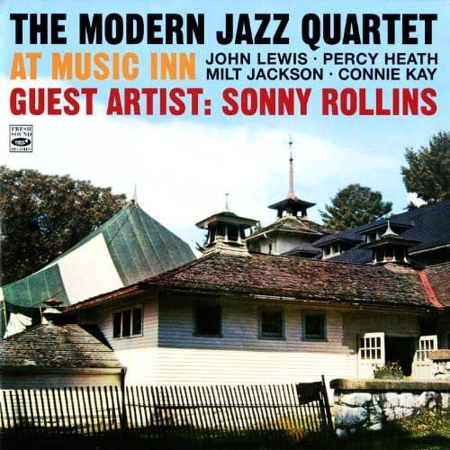 The Modern Jazz Quartet feat. Sonny Rollins