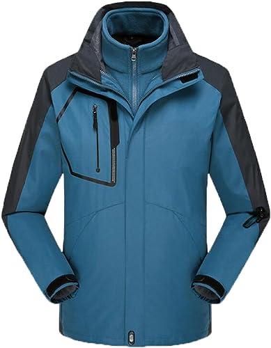 Fleece épaississeHommest Chaud Extérieur Extérieur Veste De VêteHommests Alpinisme Grande Taille Veste Veste Hommes