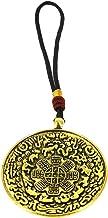 sharprepublic Buddism Eight-Diagram-Shaped Appetizer Car Interior Amulet Pendant