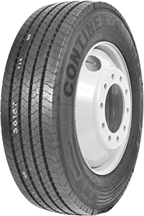 Continental HSR US Traction Radial Tire - 225/70R19.5 G 128N