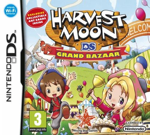 Harvest Moon Grand Bazaar [Edizione: Regno Unito]