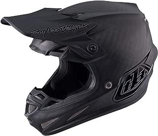 2018 Troy Lee Designs SE4 Carbon Midnight Helmet - XS