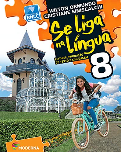 Se Liga na Língua 8 Edição 2