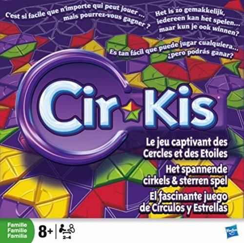 Hasbro - jeu de réflexion - cir kis