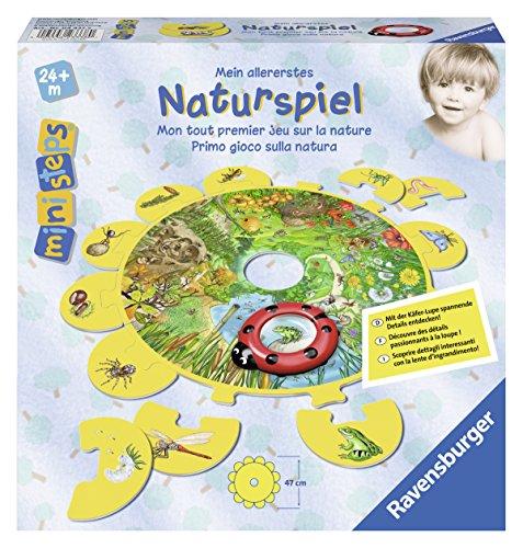 Preisvergleich Produktbild Ravensburger Spieleverlag 04437 - Ministeps Mein Allererstes Naturspiel