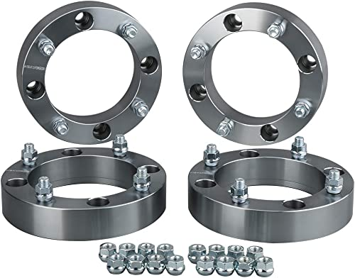 """SPACER ADAPTER 2.0/"""" thick 4//136 to 4//136 ATV UTV side by side  10x1.25 Stud 2"""