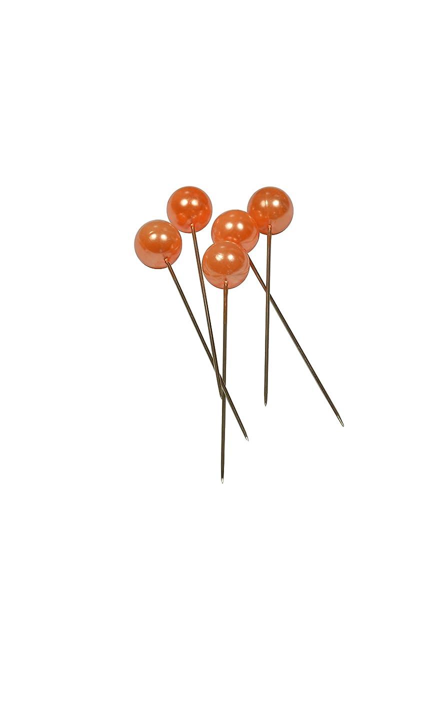 Corderie Italiane 006042587?Pins, Diameter 10?x 50?mm, 50?Pieces, Orange