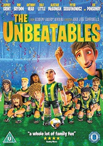 Futbolín / The Unbeatables ( Metegol ) ( Underdogs ) [ Origen UK, Ningun Idioma Espanol ]