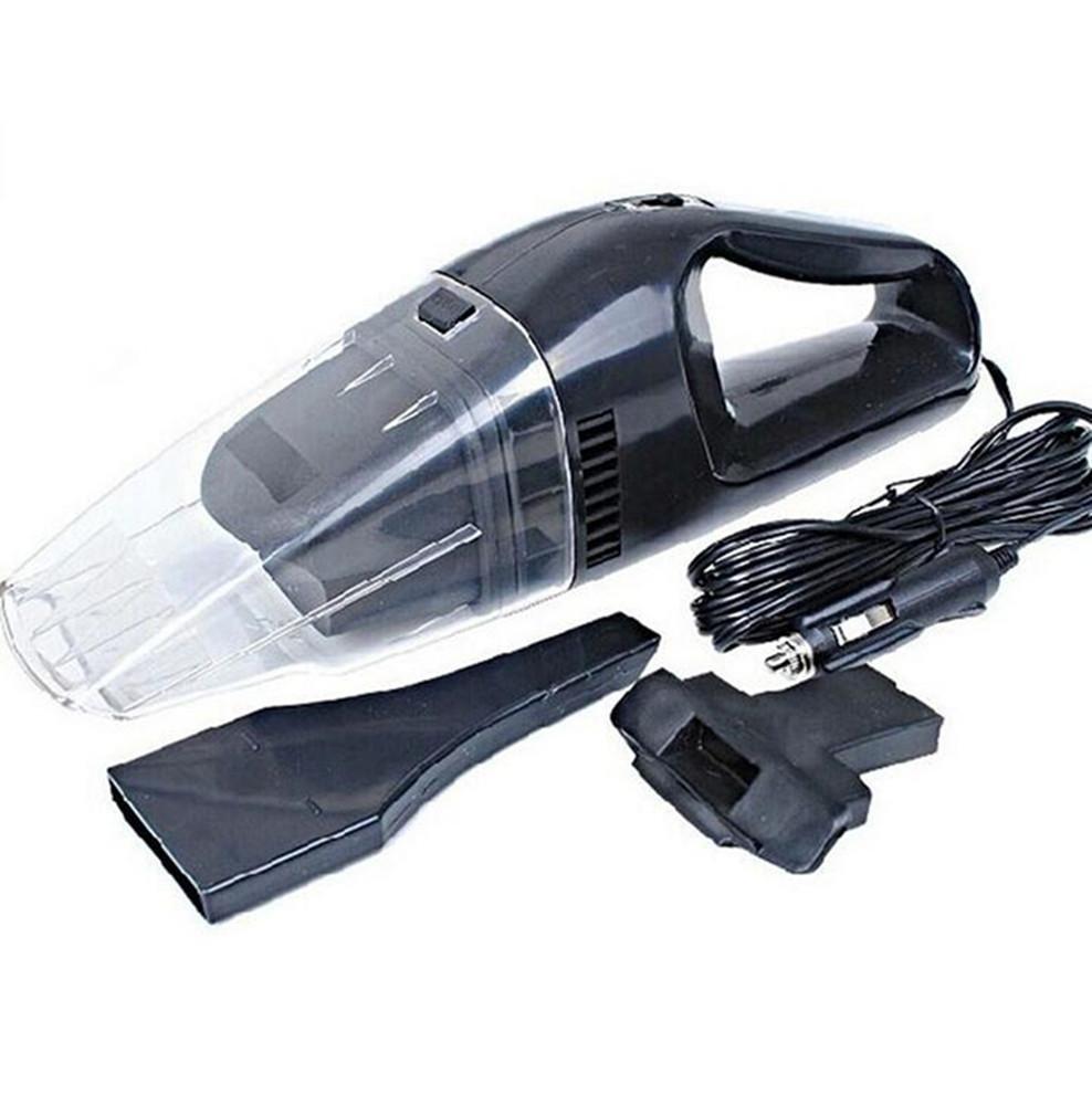 Aspirador de Coche 60W Aspirador de Agua y Seco de Alta Potencia con Cable de Alimentación de 3m: Amazon.es: Deportes y aire libre