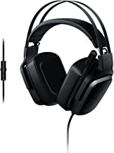Razer Tiamat 2.2 V2: Dual Subwoofers - In-Line Audio Control - Rotatable Boom Mic - Gaming Headset Works with PC, PS4, Xbox One, Switch, & Mobile Devices