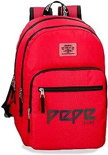 Amazon.es: Pepe Jeans - Mochilas, estuches y sets escolares: Equipaje