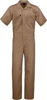 Best coveralls short sleeve Reviews