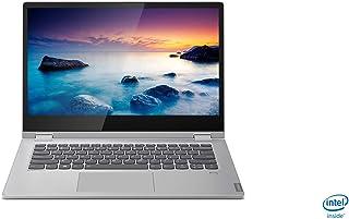 Lenovo Ideapad C340 i7-10510U 8GB RAM 512GB SSD 14-Inch Touchscreen Laptop, Platinum, 81TK002YAU