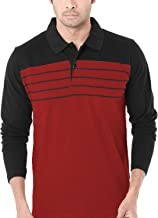WEXFORD Men's Cotton Full Sleeve Casual T-Shirt