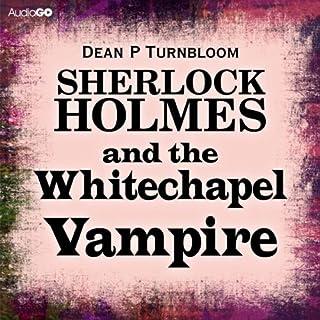 Sherlock Holmes and the Whitechapel Vampire cover art