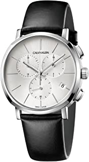 Calvin Klein Posh K8Q371C6 Leather Analog Casual Watch for Men