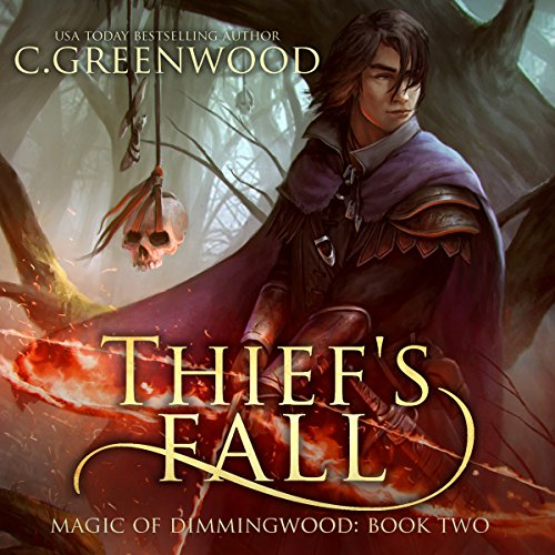 Thief's Fall audiobook cover art