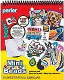 Perler Mini Beads Pattern Pad, 120 Designs