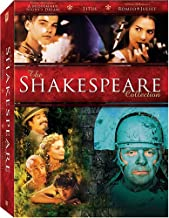 The Shakespeare Collection: (Romeo + Juliet / Titus / A Midsummer Night's Dream)