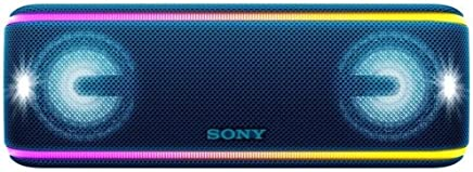 Sony SRS-XB41 Portable Wireless Bluetooth Speaker, Blue...