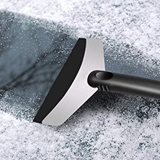 Autos Eiskratzer f/ür Auto Magische Auto Windschutzscheibe Eis Schneer/äumer Sch/älger/ät Kegelf/örmigen Runden Trichter 3 ST/ÜCKE Tragbare Schneer/äumer