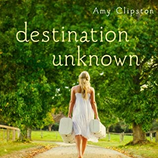 Destination Unknown audiobook cover art