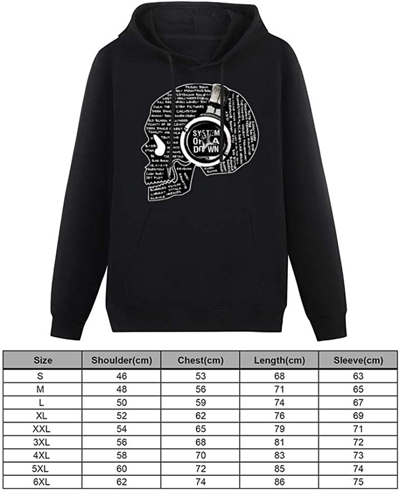 System of Down Hoodies Pullover Cotton Blend Sweatshirts