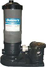 Doheny's Cartridge Filter Systems 50 sq ft 3/4HP Pump