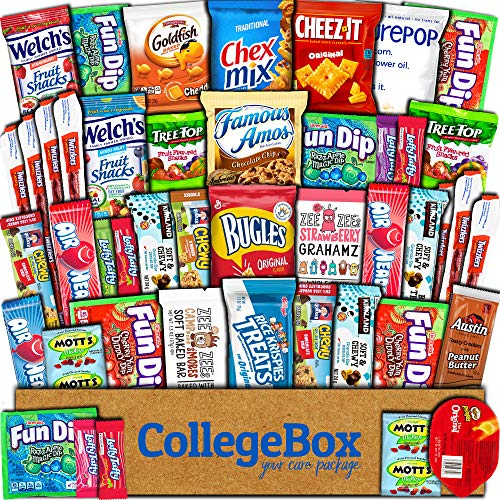 College Box Care Package (45...