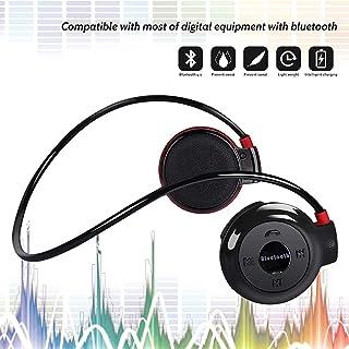 Fone de Ouvido Música Phone Esportivo Flexível Wifi Wireless Academia Ginástica Musculação Bluetooth Chamadas Sem Fio Cor ...
