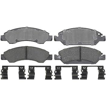Centric Parts Semi-Metallic Disc Brake Pads CT97593 FRONT + REAR SET