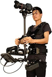 Laing 2015 New M30P / with 1-15kg B7 Stabilizer and X15 Vest Arm for Video Camera DSLR Support Monitor & Battery