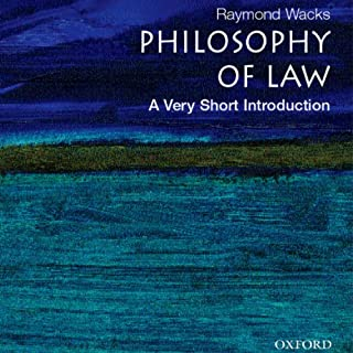 Philosophy of Law cover art