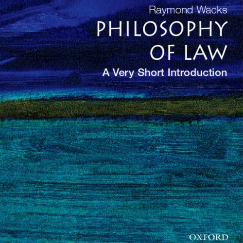 Philosophy of Law audiobook cover art