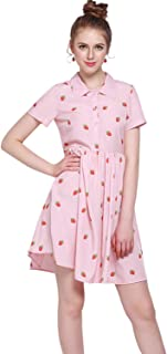 kawaii strawberry dress