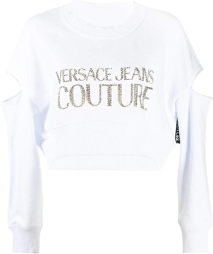 Versace jeans couture felpa donna B6HVA74T-VDP311