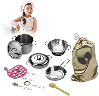 10733 Small Foot Kit Accessoires Cuisine pour Enfants