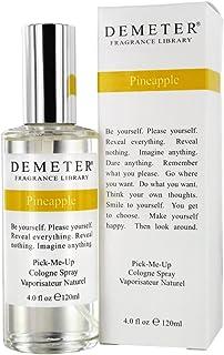 Demeter Cologne Spray for Women, Pineapple, 4 Ounce