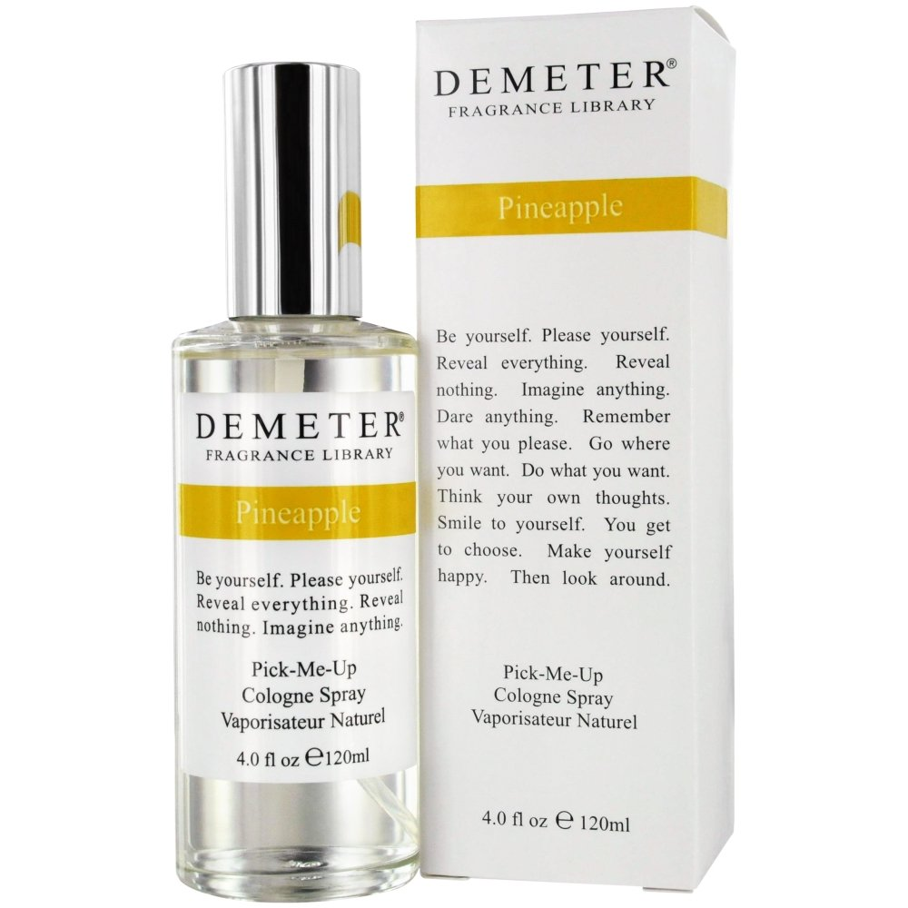 Demeter Cologne Max 86% OFF Spray for Women Ounce Time sale Pineapple 4